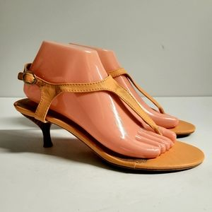 Biege Heels Size 8.5